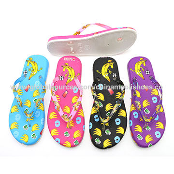 ChinaOutdoor shoes woman rubber chappal