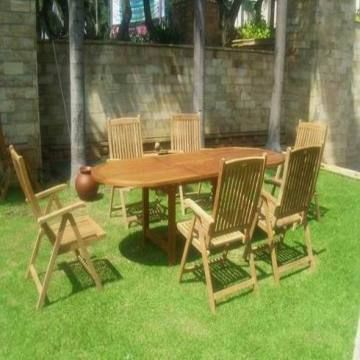 Indonesia Jri Teak Outdoor Furniture Set 2