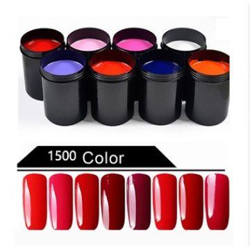 Wholesale Color gel Nail Polish UV/LED Gel bright