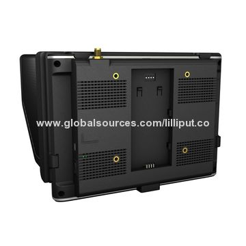 China Broadcast Monitor for DSLR & Full HD Camcorder with 1280*800