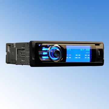 3inch Car Radio DVD, Digital Screen, SD/USB Slot, Average