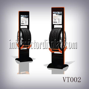 Tire Display Racks Display Stands VT40 Global Sources Extraordinary Tire Display Stands