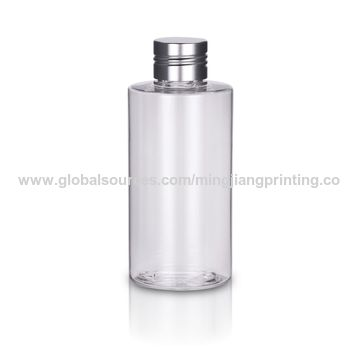 China Cosmetic container with cap, plastic bottle, for skin care innovation packing, 200mL bottle supplier