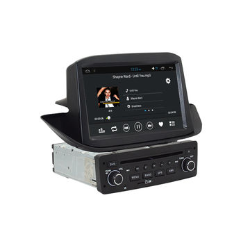 Android 5 1 HD Car GPS Navigation System DVD Player for