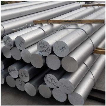 China 7075 T651 Aluminum Round Bars