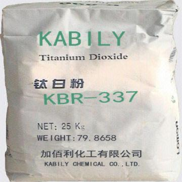 Titanium Dioxide with Rutile/Anatase Type, Used for Paint