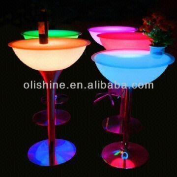 Led Outdoor Modern Furniture Used Home Bars For Sale