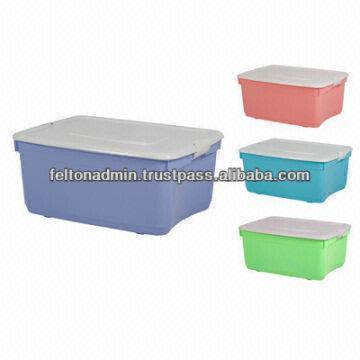 Malaysia Trendy Color Storage Box