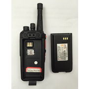 China WCDMA 3G Two Way Radio with SIM Card, Use 2G/3G/4G Mobile Public Network, Long Distance