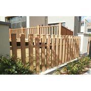 China Fencing wood plastic composite building materials