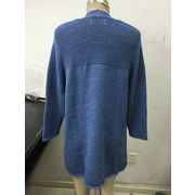 China Women's sweater, spring and autumn style,good elasticity, mid-length,tape yarn, good elasticity