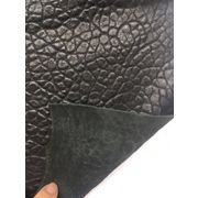 China Genuine leather fabric for garment
