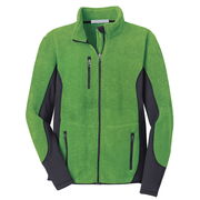 China Printing Embroidery fleece bomber jacket made in Fuzhou very comfortable and keeps warm