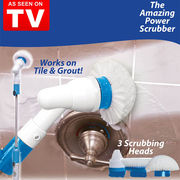 China Spin scrubber