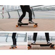 China Self balance Scooter Smart Drifting Electric Skateboard 4 Wheels Light Skateboard