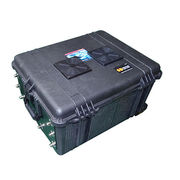 China Portable VIP Jammer for US with Pelican Case 2G 3G 4G 2.4Ghz High Power 500W Jammer up to 350m