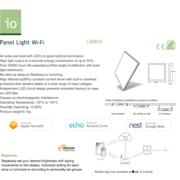 China Wi-Fi Panel light