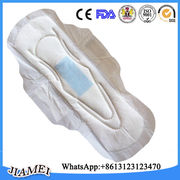 China Myanmar mini flower 240mm thick sanitary pads, manufacturer