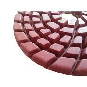 China Diamond polishing pad for concrete/marble/granite