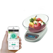 China 2017 Creative Digital Kitchen Scale with Bluetooth Function to Connect with App