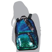 China Magic sequin backpack, customized colors and brand labels are accepted