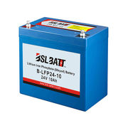 China BMS 24V 120Ah lithium ion battery solar lithium iron phosphate battery with 3000 cycles