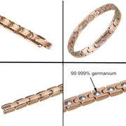 China Titanium Bracelet with 99.999% Germanium