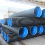 ... China China Maker 110mm-800mm HDPE Structured Twin Wall Corrugated Plastic Underground Sewer Soil Pipe ... & China China Maker 110mm-800mm HDPE Structured Twin Wall Corrugated ...
