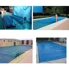 swimming pool cover bubble roll or sheet
