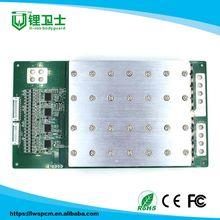 China Good PCB/PCM/BMS 20S 74V li-ion lipo smart board 20S 140A