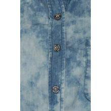 5ec63429f4b ... China Women s Shirts Casual Denim Shirt Medium Indigo Jean Shirts ...