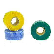 China High quality silicone rubber self adhesive tape for