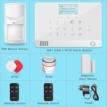 China Smart Alarm GSM Intelligent burglar alarm Security GSM