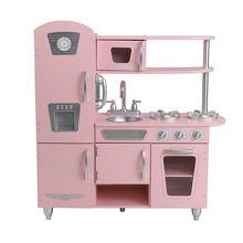 China 2018 Wholesale Beautiful Kids Toys Wooden Kitchen Set Toy