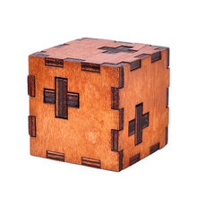 China Educational blocks wooden puzzle solutions for kids brain