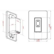 China Dimmer Smart Switch, Light Switch Support Google Home, Alexa