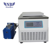 China CE lab vacuum mini lyophilizer freeze dryer price for