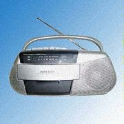 Personal AM/FM Stereo and Cassette Recorder from China (mainland)
