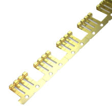 Lead Frame Battery Spring from Taiwan