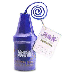 Toilet Bowl Cleaner and Deodorizer from Taiwan