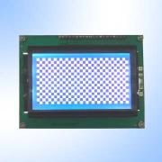STN Negative Blue 128 x 64 Pixels Graphics LCD Mo from China (mainland)