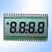 4-Digit Standard LCD Panel from China (mainland)