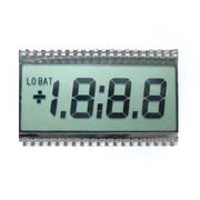 3-1/2 Digit Standard LCD Panel Manufacturer