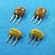 MHz-Band Ceramic Resonators