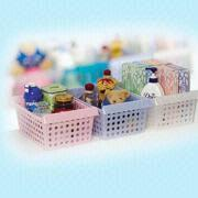 Plastic Storage Baskets Manufacturer