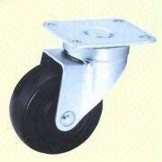 Taiwan Lightweight Medium-Duty Zinc-Plated Caster