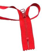 Plastic Zipper from Taiwan