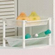 2-Tier Plastic Rack from Taiwan