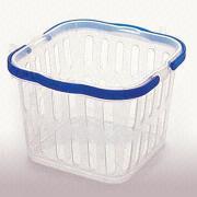Durable PP Laundry Basket Manufacturer