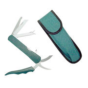 Hong Kong SAR Gardening Tool with ABS Plastic Handle, Packing in Nylon, Canvas Pouch